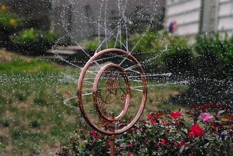 3 Decorative Sprinkler