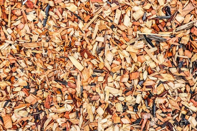 4 Wood chips are a great long lasting organic much choice