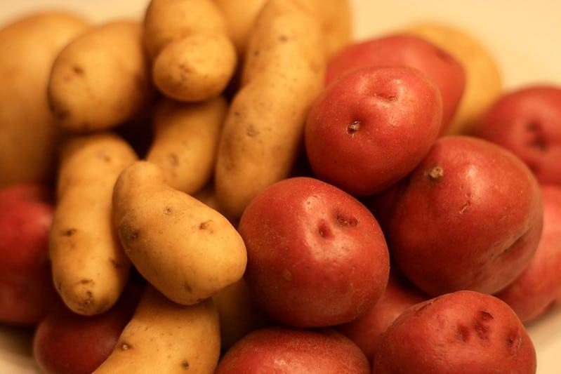 6 Potatoes