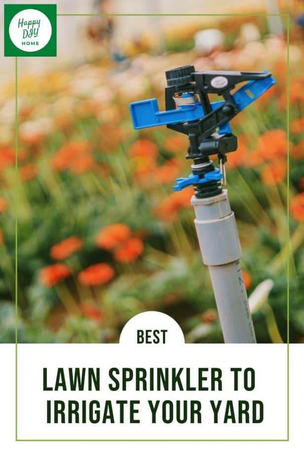 Best Lawn Sprinkler 1