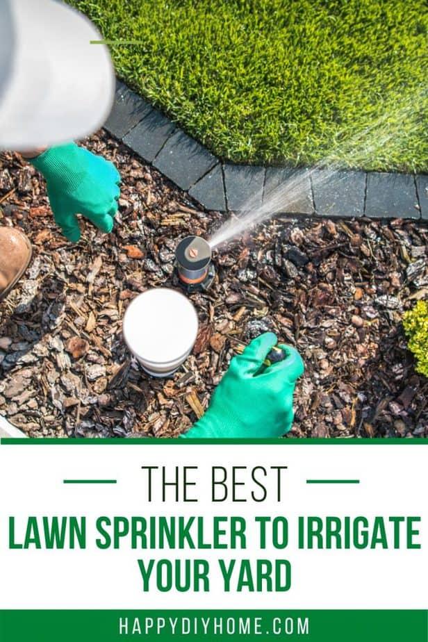 Best Lawn Sprinkler 2