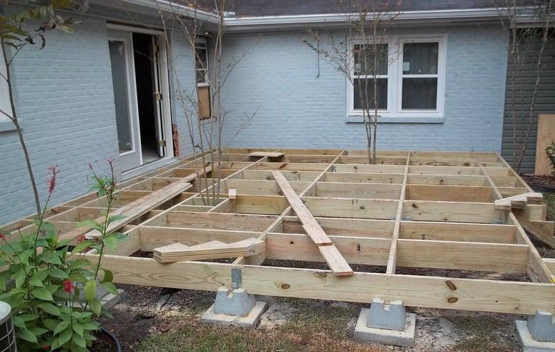 1 Building a New Deck