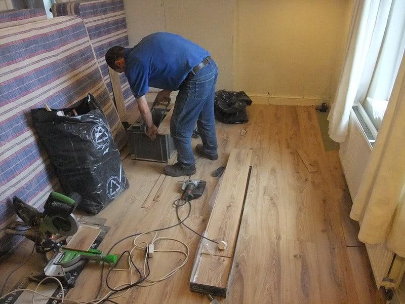 1 Installing Laminate Floor
