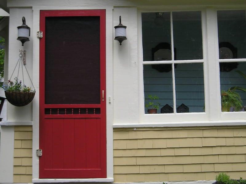 1 Red Door Beginning