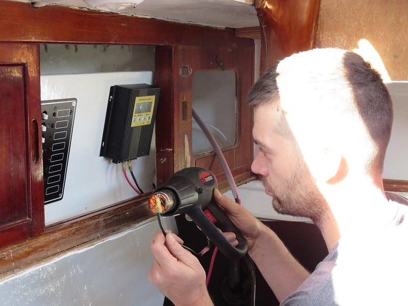 1 Replacing Electrical Panels