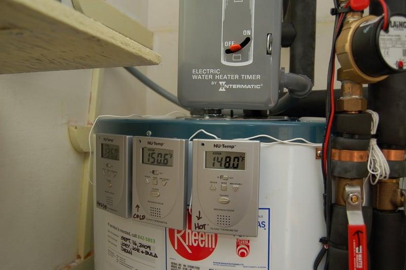 1 Solar Water Heater