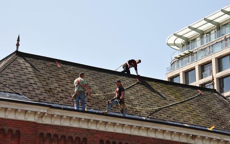 2 Roof Edge Repair