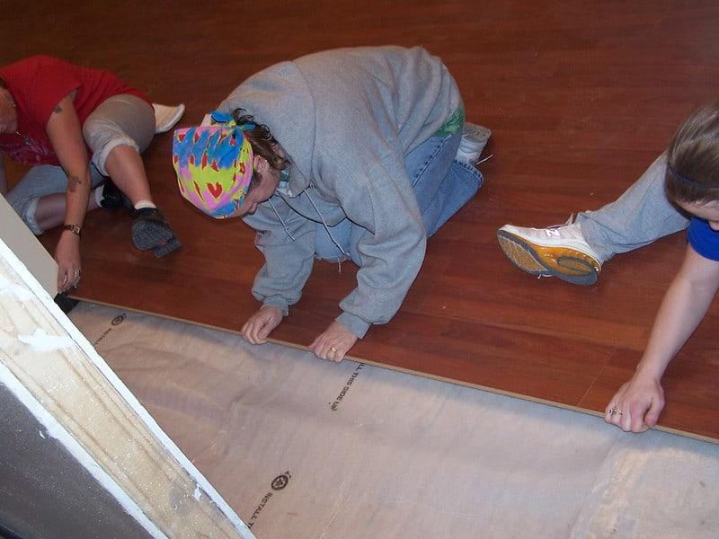 3 Lamiante DIY Install