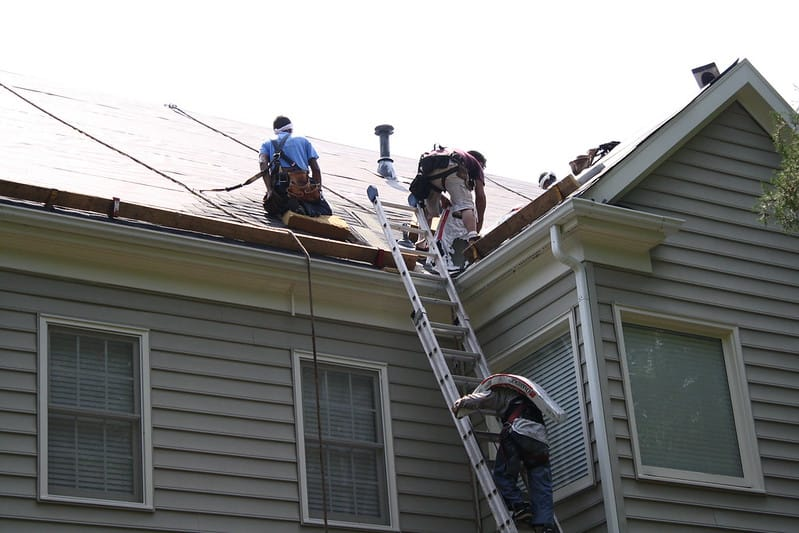 3 Roof Replacement