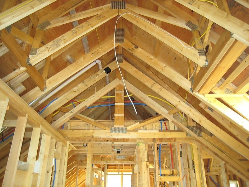 3 Roof Trusses