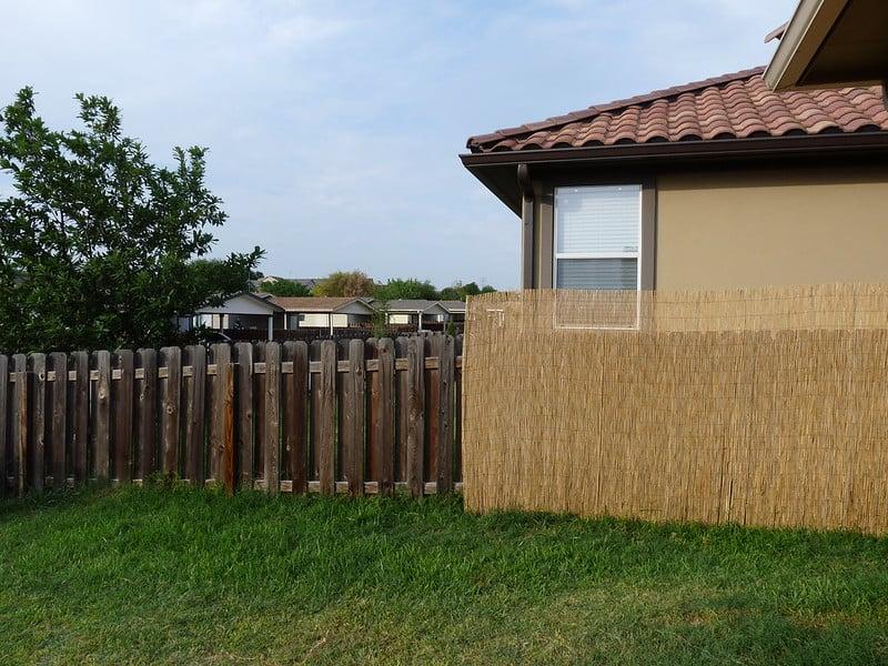 3 Stockade Fence