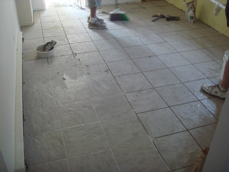 4 Grout
