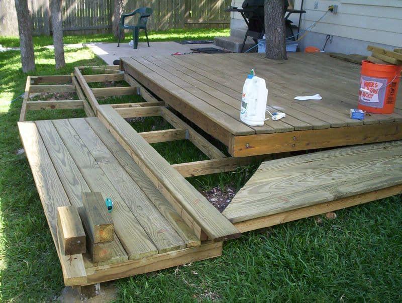 5 Deck Tearout