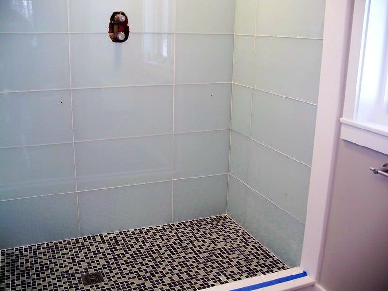 5 Retile a Shower
