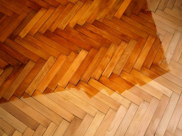 8 parquet floor