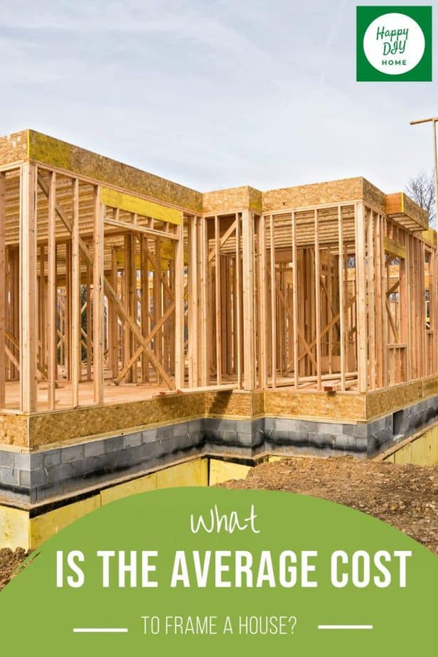 Average Cost to Frame a House 2