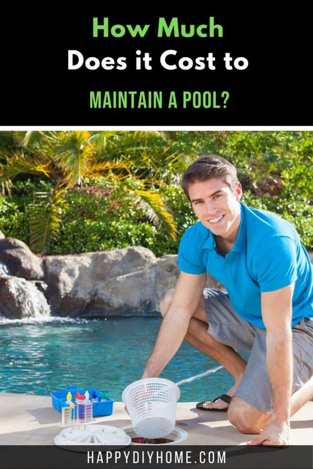 Cost to Maintain a Pool 2