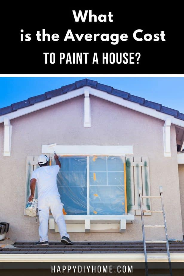 Cost to Paint a House 2