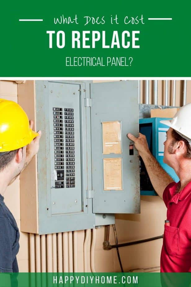 Cost to Replace Electrical Panel 2