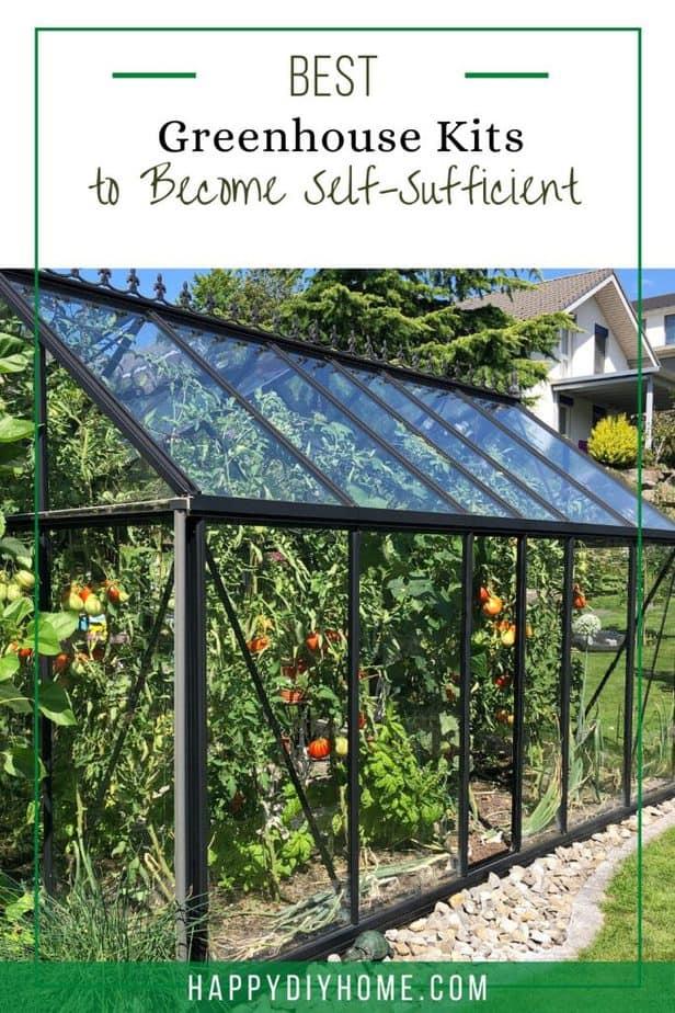 Greenhouse Kit 1