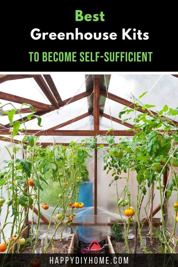 Greenhouse Kit 2