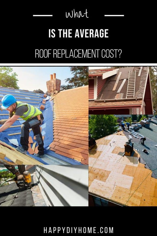 Roof Replacement Cost 1