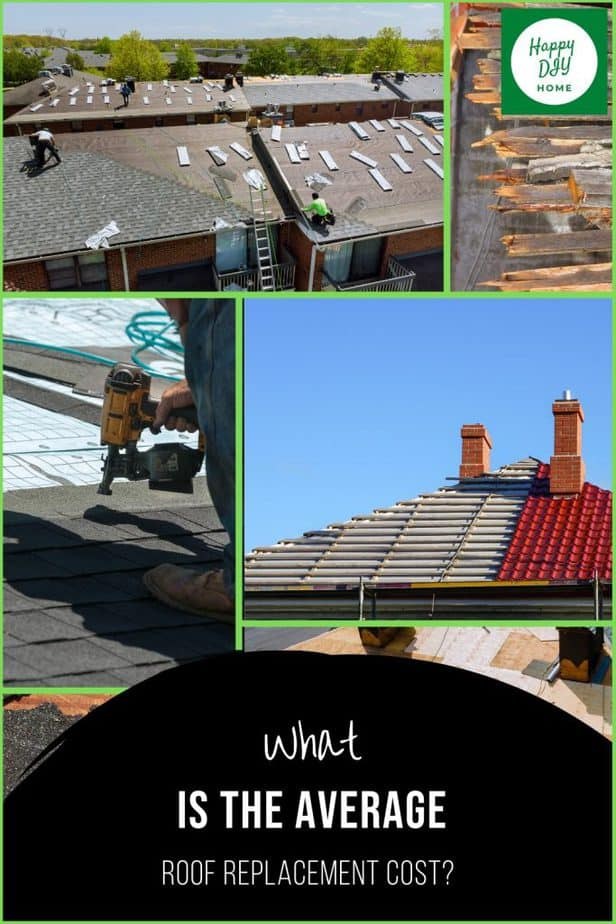Roof Replacement Cost 2