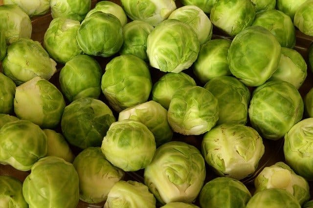 1 Instantly recognizable Brussels Sprouts