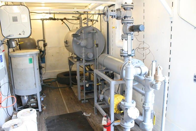 1 New Boiler Room