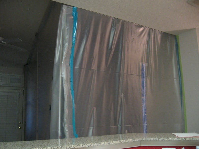 1 Sealing Off a Room for Remediation