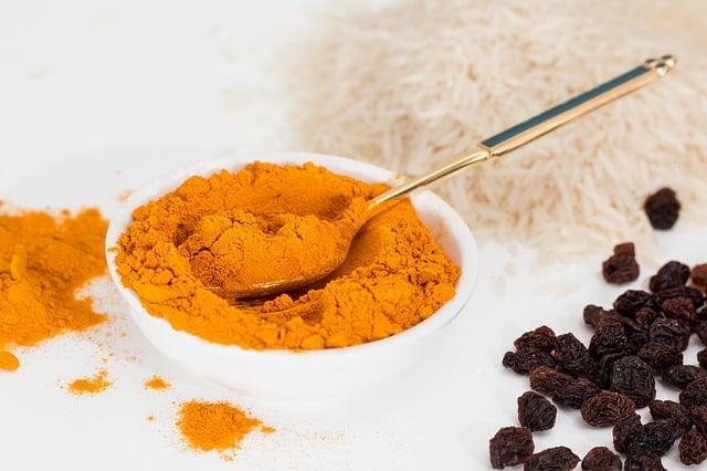 10 Turmeric Powder