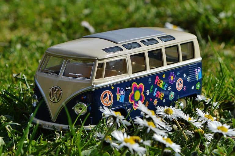 13. VW bus