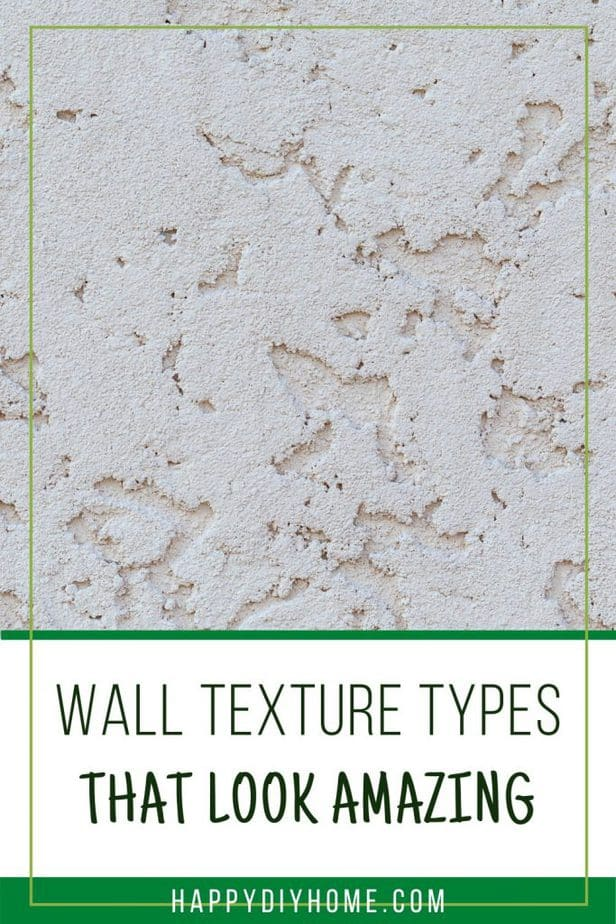 18. wall texture types