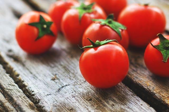 2 Cherry Tomatoes