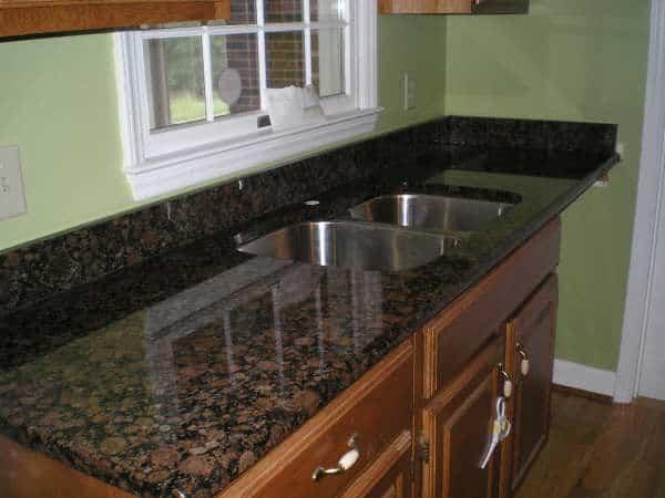 2 Countertop Materials Granite