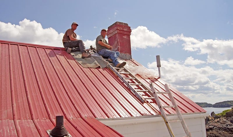 3 Fixing a Chimney