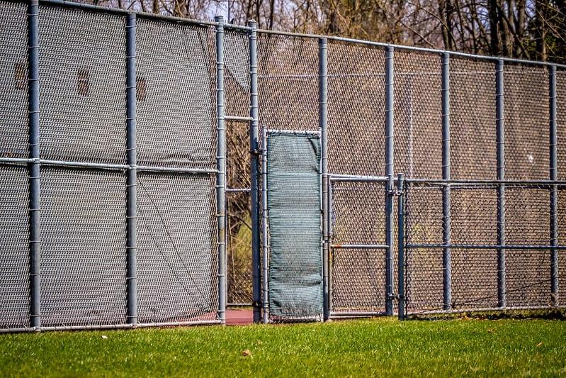 3 Open Fence Gate