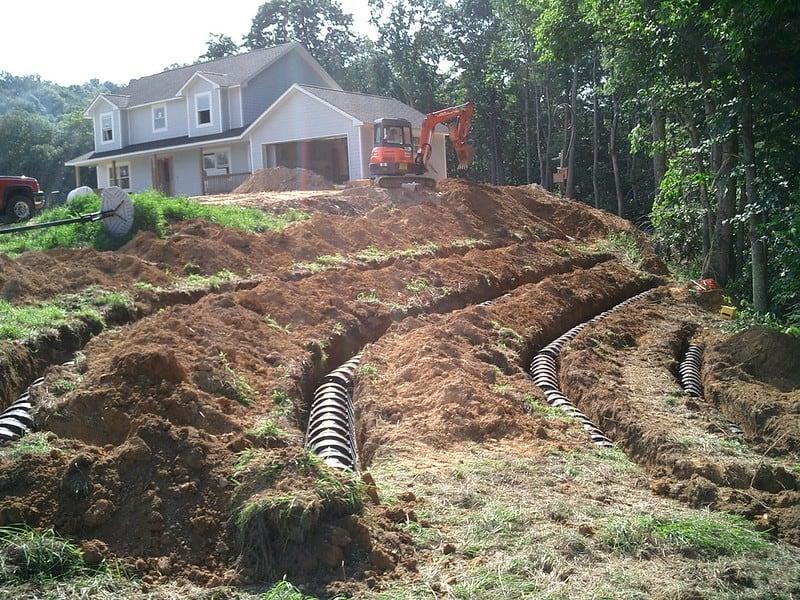 3 Septic Tank Excavation