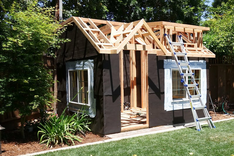 3 Shed Roofing