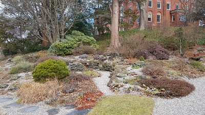 4. A current shot of the first rock garden in the U.S.