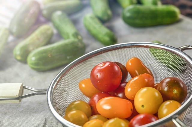 6 Cherry Tomato Mix