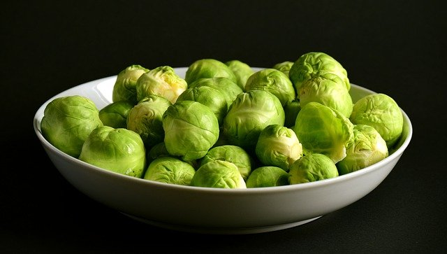 8 Brussels Sprouts are delicious vegetables