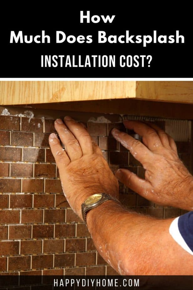Backsplash Installation Cost 2