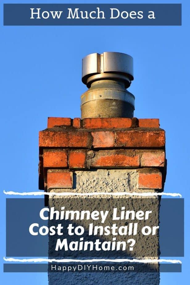 Chimney Liner Cost 1