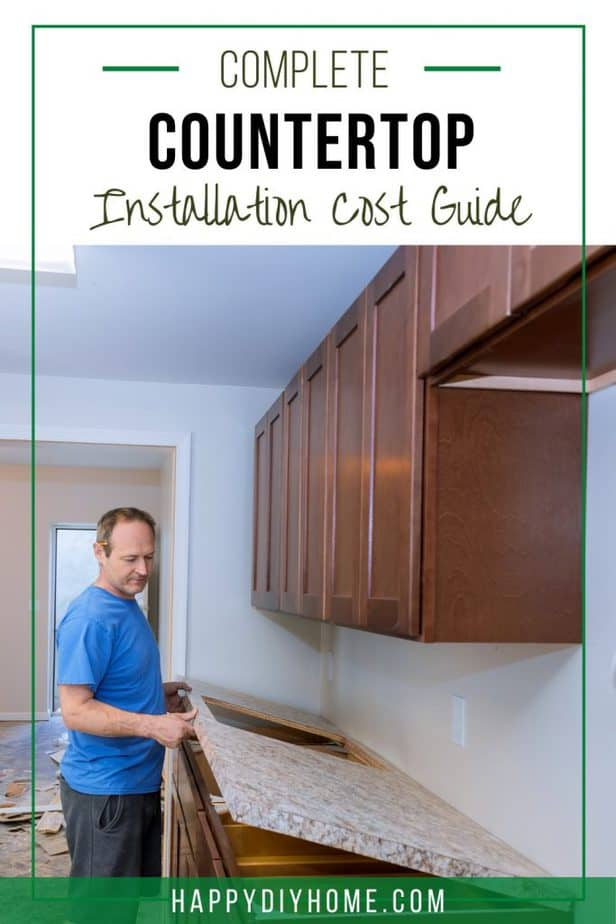 Countertop Installation Cost 1