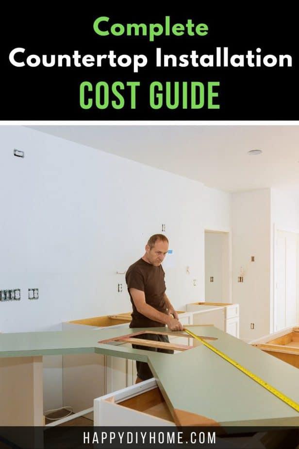 Countertop Installation Cost 2