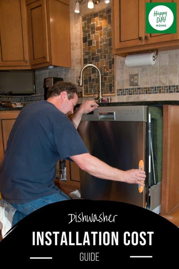 Dishwasher Installation Cost 2