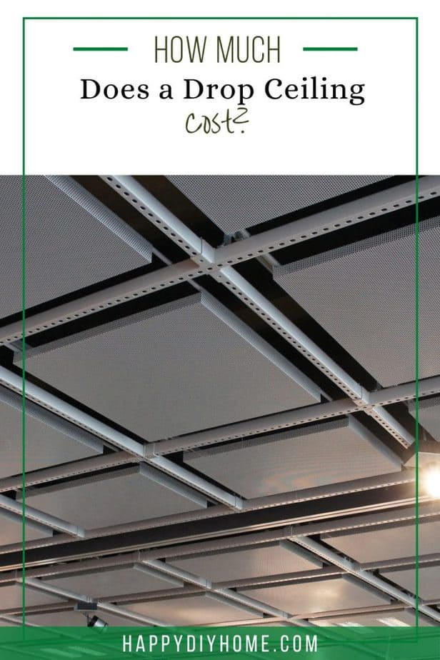 Drop Ceiling Cost 1