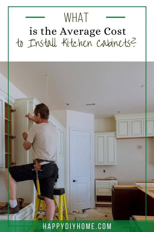 Kitchen Cabinet Cost 1