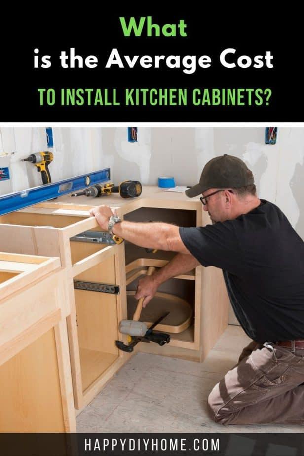 Kitchen Cabinet Cost 2